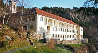 klasztor Marias Minde w Bergen